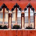Moorish Window by Vicki Hone Smith