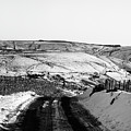 Moorland In The Snow by Philip Openshaw