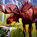 Moose by Brian Simons