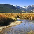 Morain Park Colorado by James Steele