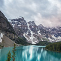 Moraine In The Summer by Jon Glaser