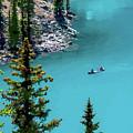 Moraine Lake - 2 by Brian Shaw