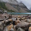 Moraine Lake by Alan Toepfer