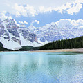 Moraine Lake by Victor K
