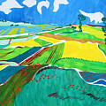 Moravian Landscape by Vitali Komarov