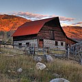 More Barn Steamboat by David Ross