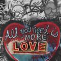 More Love  by Sabrina Einsla