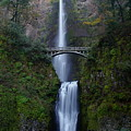 More Multnomah Falls by Todd Kreuter