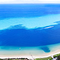 Moreton Island Aerial View by Jorgo Photography - Wall Art Gallery