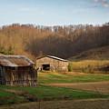 Morgan County Farm Valey by Douglas Barnett