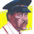 Morgan Freeman by Emmanuel Baliyanga