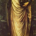 Morgan Le Fay 1862 by BurneJones Edward