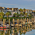 Morgan Place Homes In Wild Dunes Resort by Donnie Whitaker
