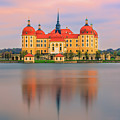 Moritzburg Castle - Saxony - Germany by Henk Meijer Photography