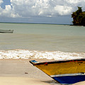 Morne Rouge Boats by Jean Macaluso