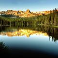 Morning At Lake Mamie by Surjanto Suradji