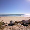 Morning At Qgunquit Beach 2. by Robert McCulloch