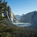Morning At Tunnel View by Focus On Nature Photography