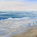 Morning Breakers by Judy Fischer Walton