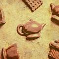 Morning Breakfast Chocolate Tea Set  by Jorgo Photography - Wall Art Gallery