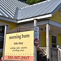 Morning Buns Sign by Kim Bemis