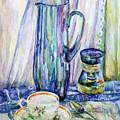 Morning Coffee. by Liliya Chernaya