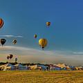 Morning Colors by David Hahn