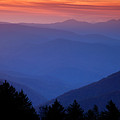 Morning Colors In The Smokies by Andrew Soundarajan