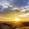Morning Earth Rotation by Joseph Broschart