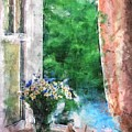 Morning Flowers by Tanya Gordeeva