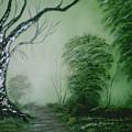 Morning Fog by Jim Saltis