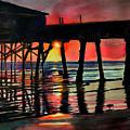 Morning Glow 4-27-15 by Julianne Felton