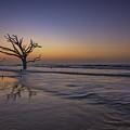 Morning Glow On Edisto Island by Rick Berk