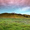 Morning Hillside by Daniel Danzig