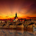 Morning In Prague by Russ Harris