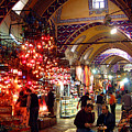 Morning In The Grand Bazaar by Mike Reid