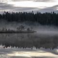 Morning Light At Saari-soljonen 2 by Jouko Lehto
