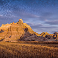 Morning Light In The Badlands by Rikk Flohr