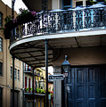 Morning Light In The French Quarter by Chrystal Mimbs