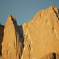 Morning Light On Mt. Whitney by Michael Courtney
