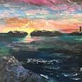 Morning Maine by Francois Lamothe
