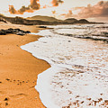 Morning Marine Wash by Jorgo Photography - Wall Art Gallery
