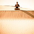 Morning Meditation by Scott Sawyer