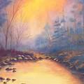 Morning Mist by Merle Blair