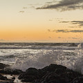 Morning Ocean Mist by Joshua Marumoto