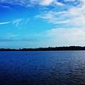 Morning On Bass Lake by Katerina Ruh