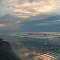Morning On The Beach by Rosanne Jordan