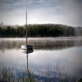 Morning On White Sand Lake by Lauren Radke