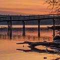 Morning Pier by Buddy Scott