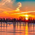 Morning Pier by Scott McKay